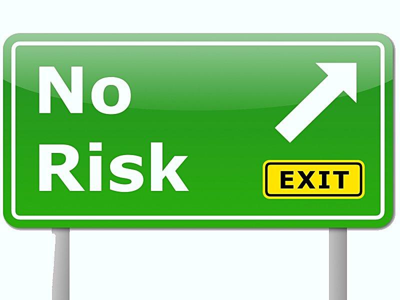 No Risk – wat als je het niet vraagt en het is wél zo?